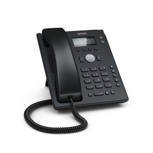 Snom D120 Desk Phone