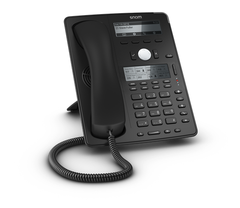 Snom D745 Desk Phone