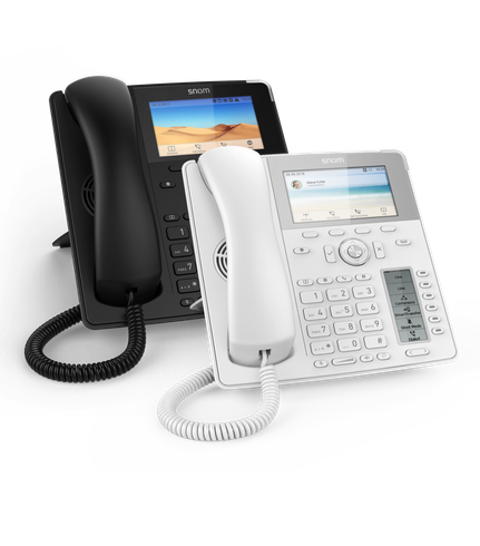 Snom D785 Desk Phone